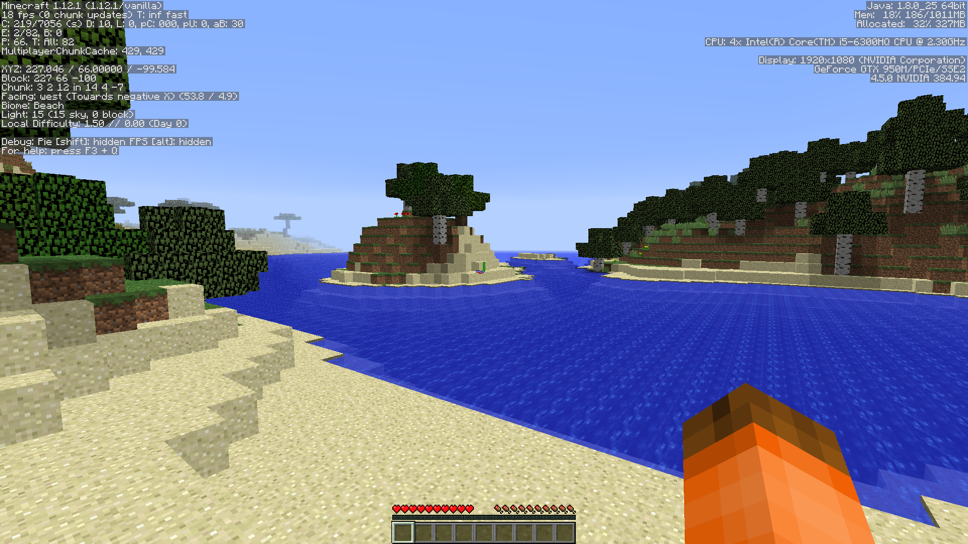 Habe Auf Ein Mal Wenig FPS In Minecraft Hilfe Minecraft Forum - Minecraft flussig spielen